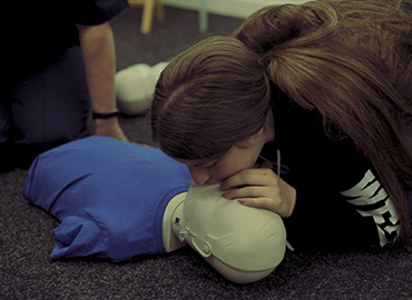 Basic Life Support and Automatic External Defibrillation